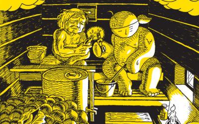 Suomen sarjakuvaseura jakaa Puupäähattu-palkinnon ansioituneelle sarjakuvantekijälle