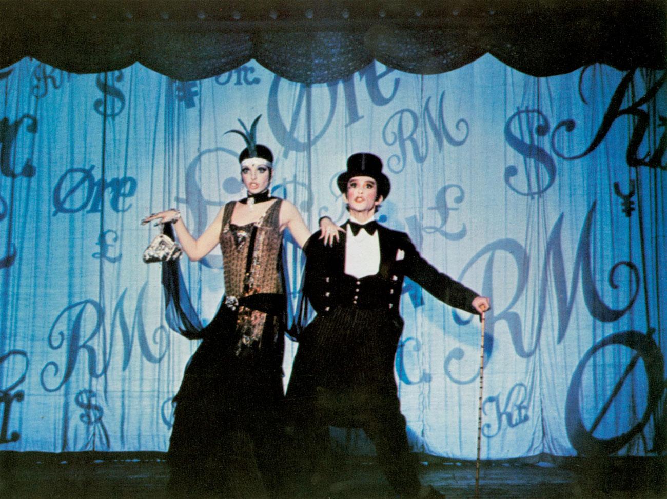 Cabaret Liza Minnelli Joel Grey The Berlin