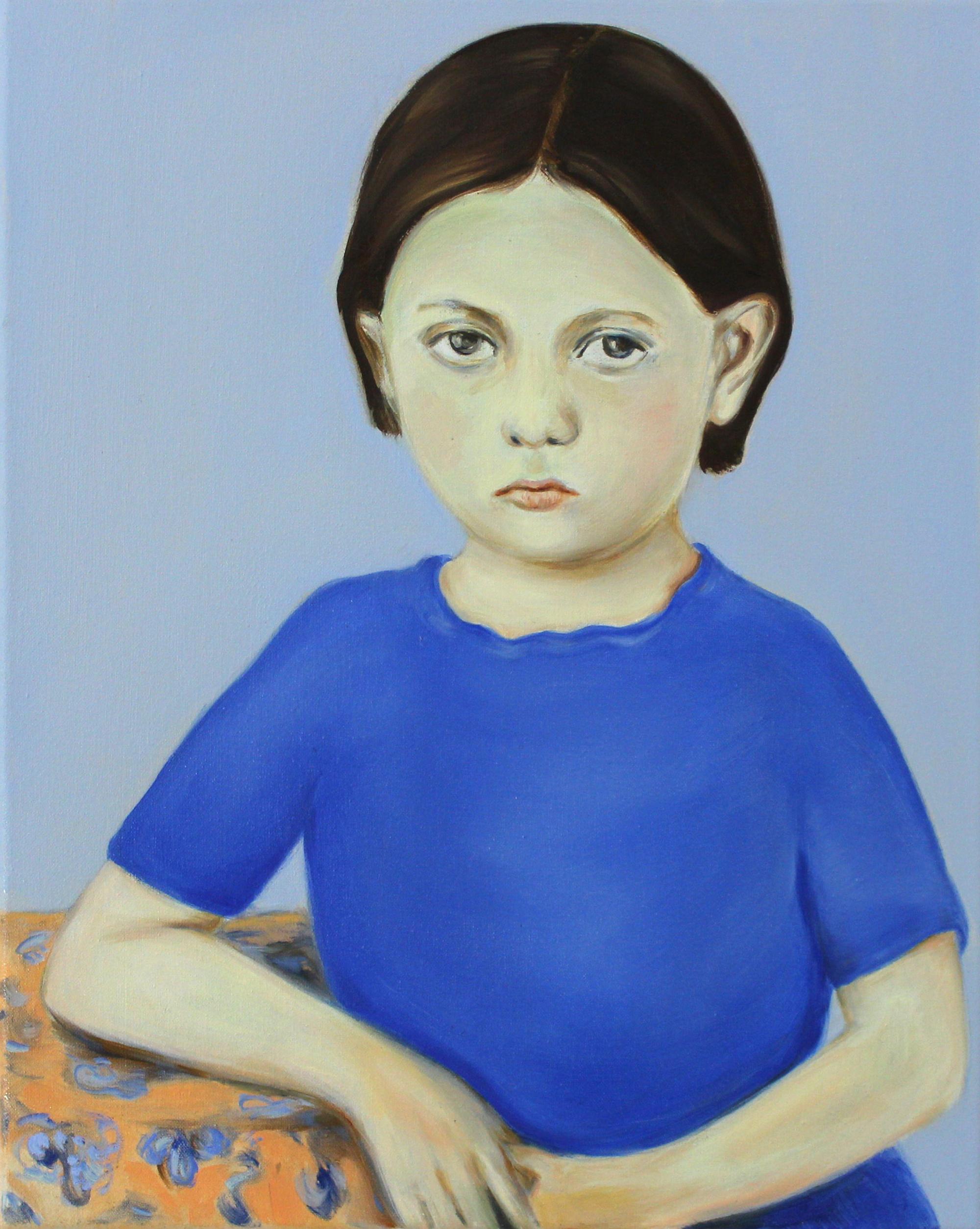 Camilla Mihkelsoo Blue