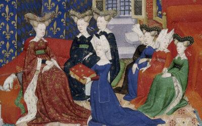 Ääni kuudensadan vuoden takaa – Pariisissa vaikuttanut Christine de Pizan on nainen Naisten kaupunki -teoksen takana