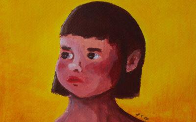 #33 Emmi Koistinen: Välillä maailmaa katsoo lapsen silmin