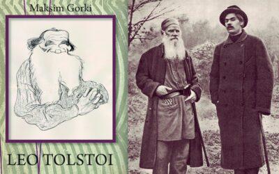 Gorkin karikatyyri Tolstoista – elävä, eloisa ja monitahoinen