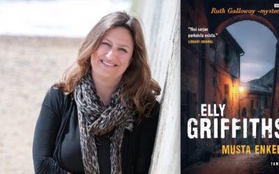 Elly Griffithsin arkeologisankari Ruth Galloway ei pääse murhista eroon edes lomalla – arviossa Musta enkeli