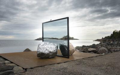 Helsinki Biennaali asettaa ihmisen oikeisiin mittasuhteisiin – puoli päivää kuluu nopsaan entistä Vallisaaren puolustuslinnaketta kiertäessä