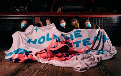 Brooklynin indierockylpeys The Hold Steady rullaa intensiivisesti mutta pohdiskellen