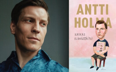 Antti Holman romaani Kaikki elämästä(ni) hämmentää, inhottaa, ihmetyttää – ja lopulta kyllästyttää