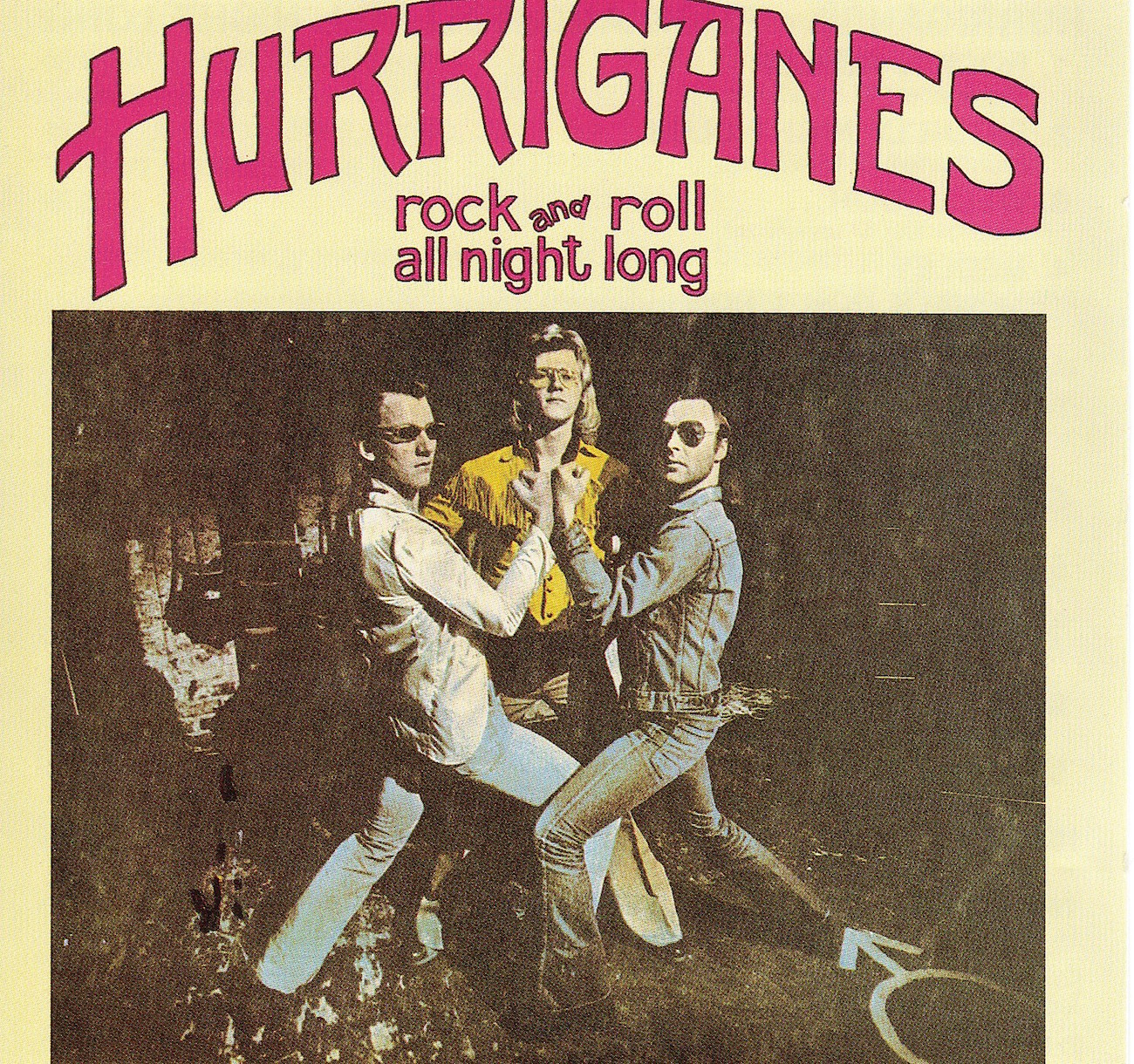 Hurriganes Front
