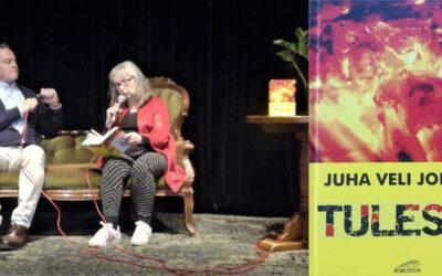 Juha Veli Jokisen esikoisromaanin liekeissä roihuaa niin tärkeä ihmissuhde kuin rakas kotipaikkakin