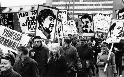 Pieni punainen luotaa taistolaisuuden varjoon jäänyttä 1960–70-lukujen maolaista liikettä Suomessa