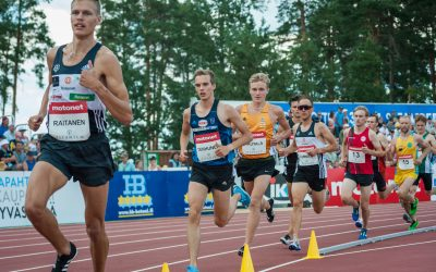 Parasta juuri nyt (12.6.2020): Yleisurheilu, Suljetut ovet, Markus Lapsi, Pauliina Susi, Alpon savanni
