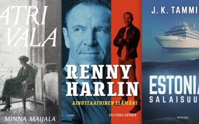 Kesä & syksy 2021, kotimainen tietokirjallisuus – ainakin nämä 309 kirjaa julkaistaan