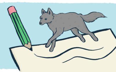 Oikeus olla susi: Uusi kirjoituskilpailu yhdessä Luonto-Liiton kanssa