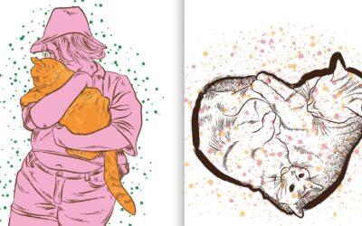Ihminen, älä pingota joulusta ja koronasta, ei kissankaan tarvitse