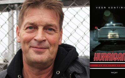 Rock and roll all night long – Vesa Kontiaisen tuhti paketti tarjoaa näkökulman Hurriganesin musiikkiin yhtyeen äänitehistorian kautta