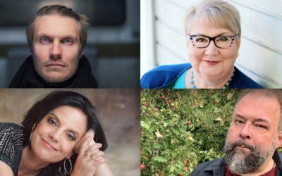 Kevät 2021, kotimainen kaunokirjallisuus – ainakin nämä 186 kirjaa julkaistaan