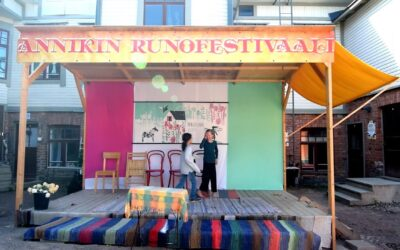 Parasta juuri nyt (7.7.2021): Kotipihan kulttuurifestivaali, Aleksi Wilenius, Aino-Kaisa Koistinen, Sami Liuhto