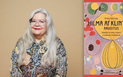 Selviääkö Hilma af Klintin arvoitus? – Pirkko Kotirinta seuraa omaperäisen abstraktin kuvakielensä luoneen taiteilijan jälkiä Ruotsissa