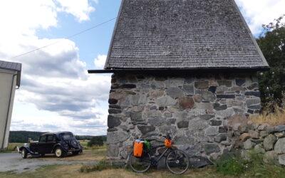 Päijänteen vieriltä ja vähän muualtakin: seitsemän päivää polkupyörällä, osa 6