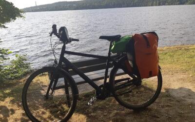 Päijänteen vieriltä ja vähän muualtakin: seitsemän päivää polkupyörällä, osa 7