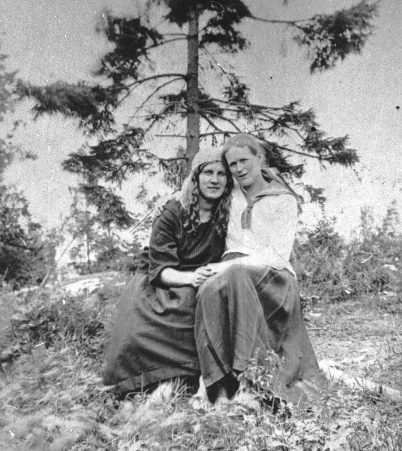 Kuva 9 Emmi ja Martta kopio