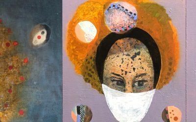 #1 Maria Wolfram: Coronan varjossa