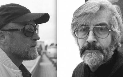 Aforismia tulee hautoa kuin lintu munia – Eero Suvilehto ja Mihail Kuzmin julkaisivat aforismikokoelman