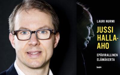 Kulttuurisuvun vesasta tuli suomalaisten kansallissosialistien Mestari – arviossa Lauri Nurmen Halla-aho-elämäkerta