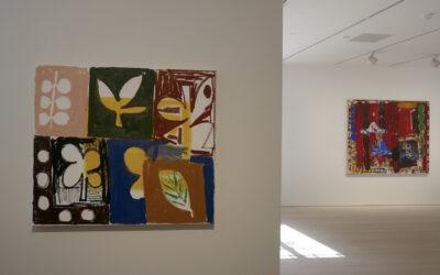 Värien voimaa, unenomaisia liukumia ja särkyvää lasia Helsingin gallerioissa