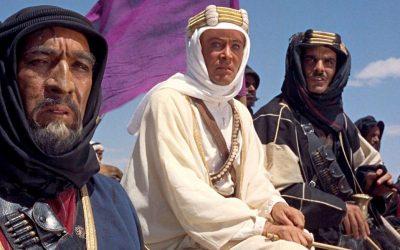 Maagisia auringonnousuja ja mystisiä beduiineja – Arabian Lawrence on komea klassikkoelokuva
