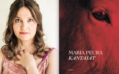 Murreromaani Tornionjokilaaksosta – Maria Peura kirjoitti maalaisromaanin erikoisesta kyläyhteisöstä