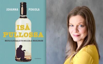Mistä seuraava ryyppy? Johanna Pohjola kirjoitti tärkeän ja syvällisen kirjan alkoholismista