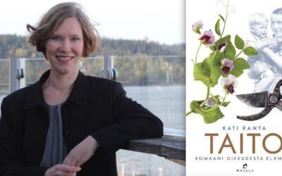 Etuoikeutettu on aina tiennyt paremmin mikä on köyhälle hyväksi – arviossa Kati Rannan romaani Taito
