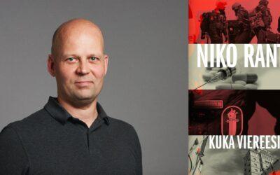 Poliisin kirjoittamilla rikosromaaneilla on roimaa uskottavuutta – Niko Rantsin Kuka viereesi jää jatkaa dekkarien sarjaa