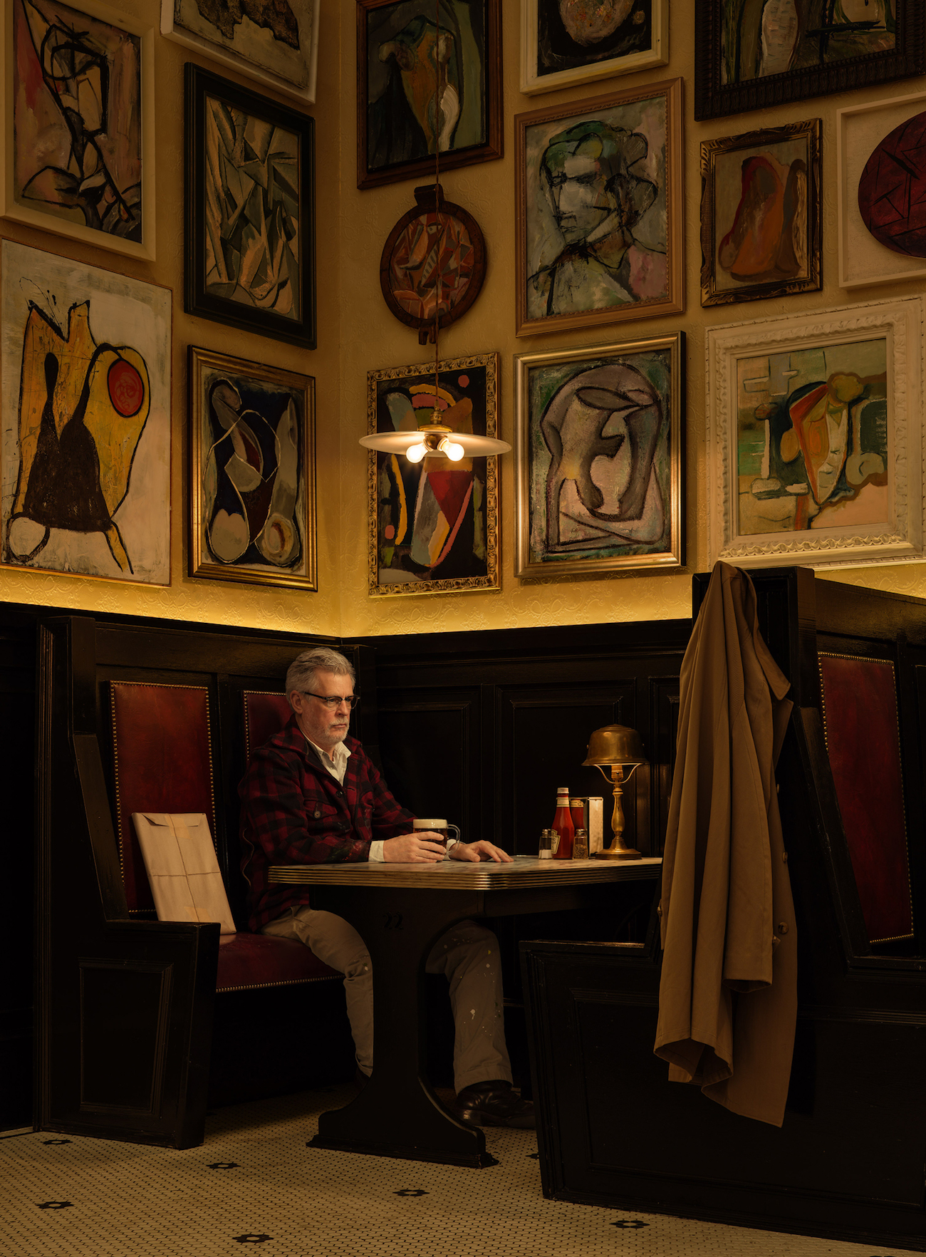 Rodney Graham Artists Bar fotKT