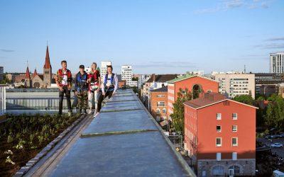 Parasta juuri nyt (13.6.2020): Tarjanne, Näsijärven vuosi, Domenico Starnone, Roof Walk Finlayson Area