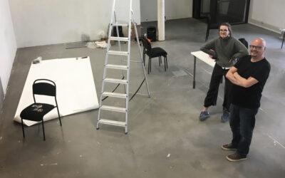 Aikamatkailua taiteen avulla – Finlayson täyttää 400 vuotta Petri Hännisen ja Sanni Pyhänniskan projektissa