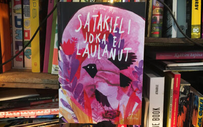 Sattumia sarjakuvahyllystä #12: Juliana Hyrri – Satakieli joka ei laulanut