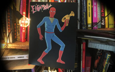 Sattumia sarjakuvahyllystä #19: Daniel Clowes – The Death-Ray