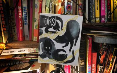 Sattumia sarjakuvahyllystä #20: Mari Ahokoivu – Oksi