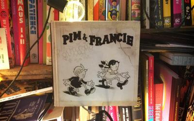Sattumia sarjakuvahyllystä #21: Al Columbia – Pim & Francie
