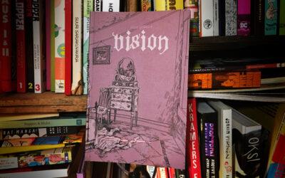 Sattumia sarjakuvahyllystä #32: Julia Gfrörer – Vision
