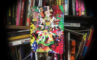 Sattumia sarjakuvahyllystä #46: Jätti-Kuti