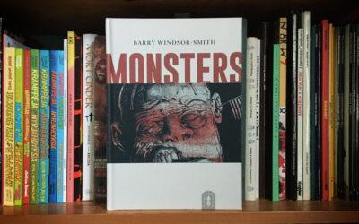 Sattumia sarjakuvahyllystä #47: Barry Windsor-Smith – Monsters