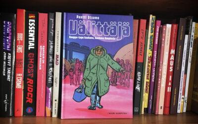 Sattumia sarjakuvahyllystä #51: Pentti Otsamo – Välittäjä