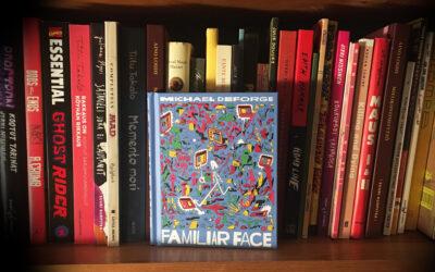 Sattumia sarjakuvahyllystä #53: Michael DeForge – Familiar Face