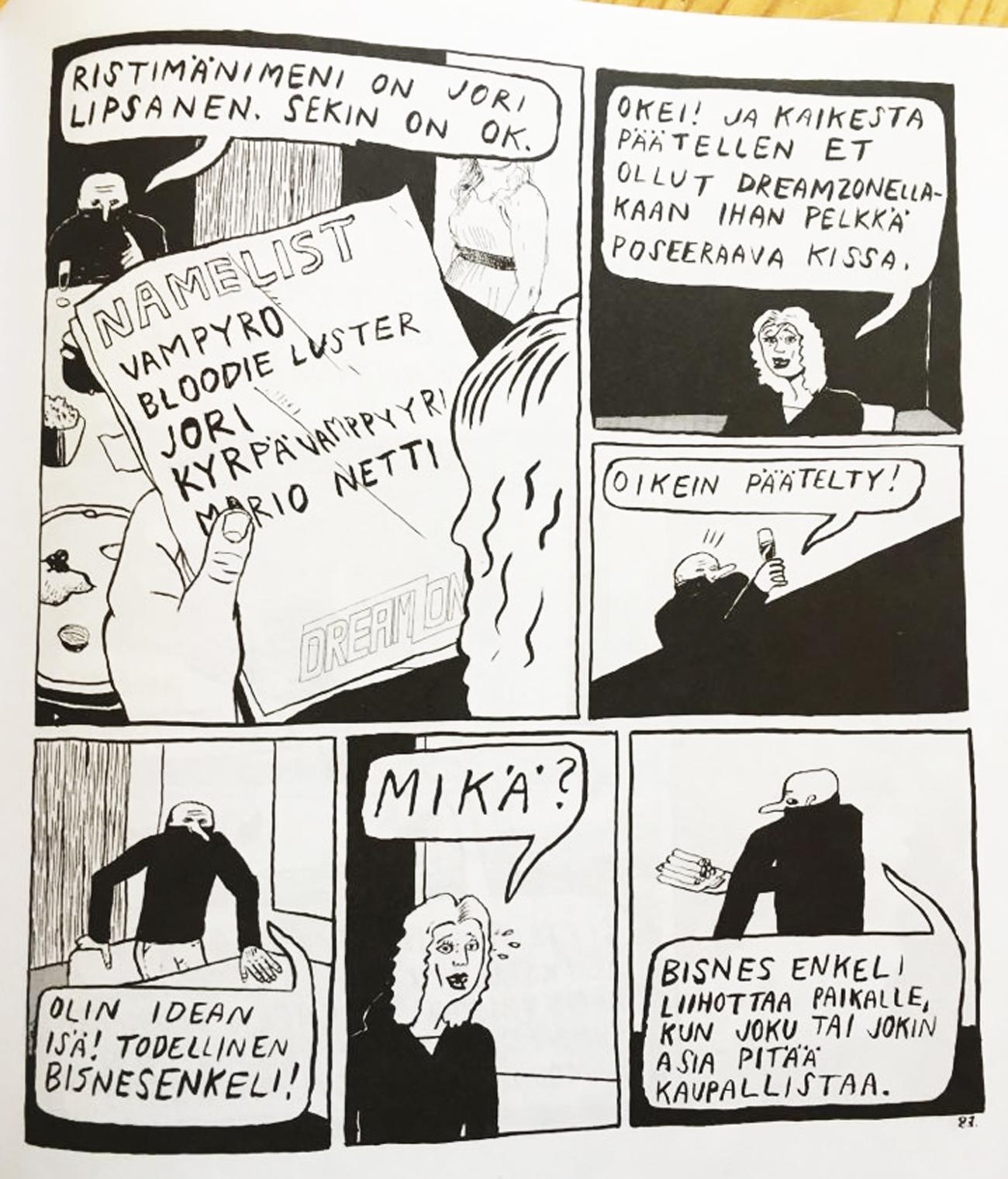 Sattumia Nissinen KUVA3