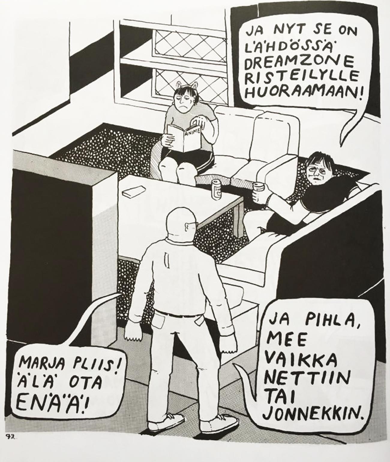 Sattumia Nissinen KUVA4