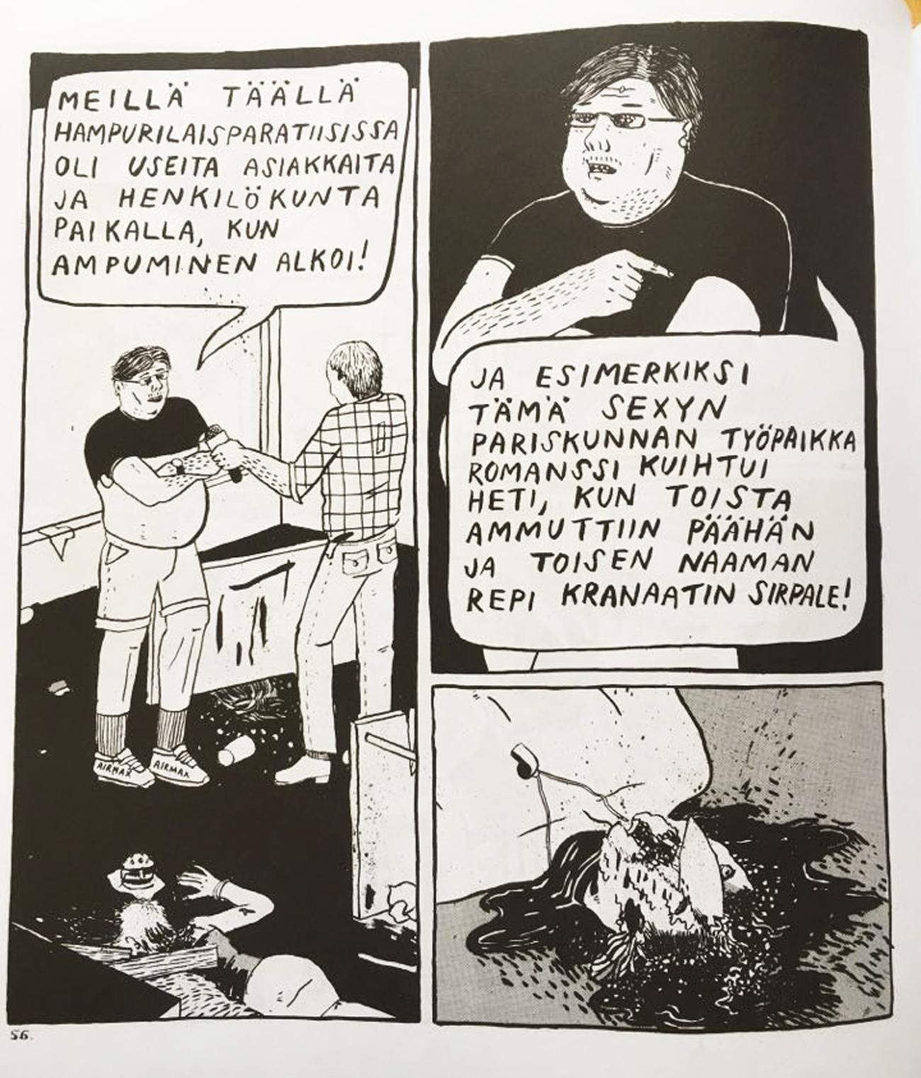 Sattumia Nissinen KUVA6
