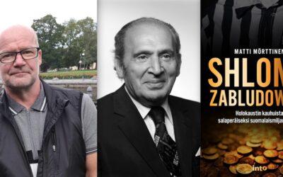 Shlomo Zabludowiczin tarina on häkellyttävä kertomus siitä, miten Tampellan kehittämiä aseita myytiin kylmän sodan aikaan
