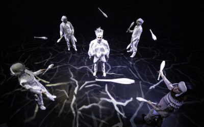 Sorin Sirkuksen uusi joulushow Soilu on seikkailu täynnä tulta ja energiaa